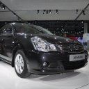 Новый Nissan Almera 2013, производство АВТОВАЗ