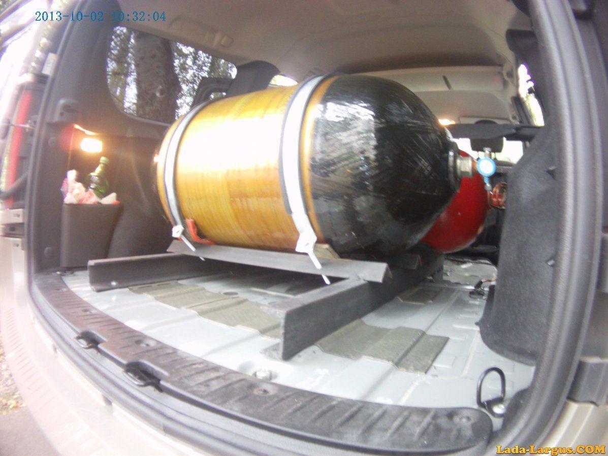 Дополнительное оборудование для лада ларгус