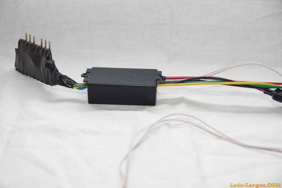 схема установки drl-806