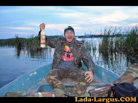 видео пьяный рыбак