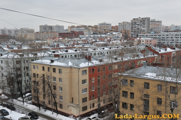 На северо-западе Москвы