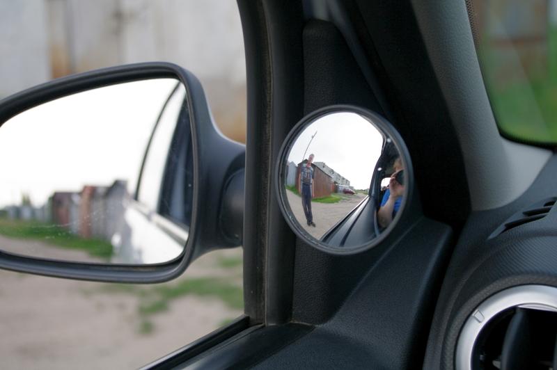 Где купить боковое зеркало для автомобиля