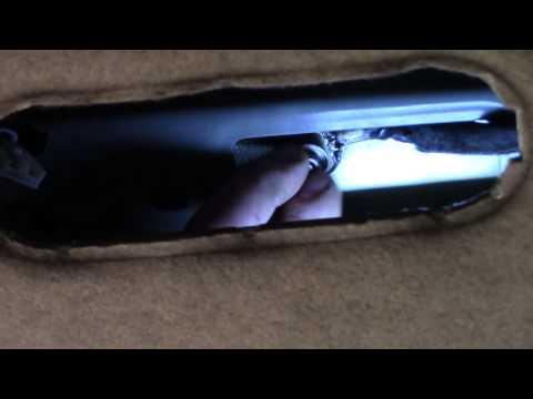 Рено логан замена регулятора холостого хода видео